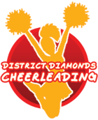 District Diamonds Cheerleading